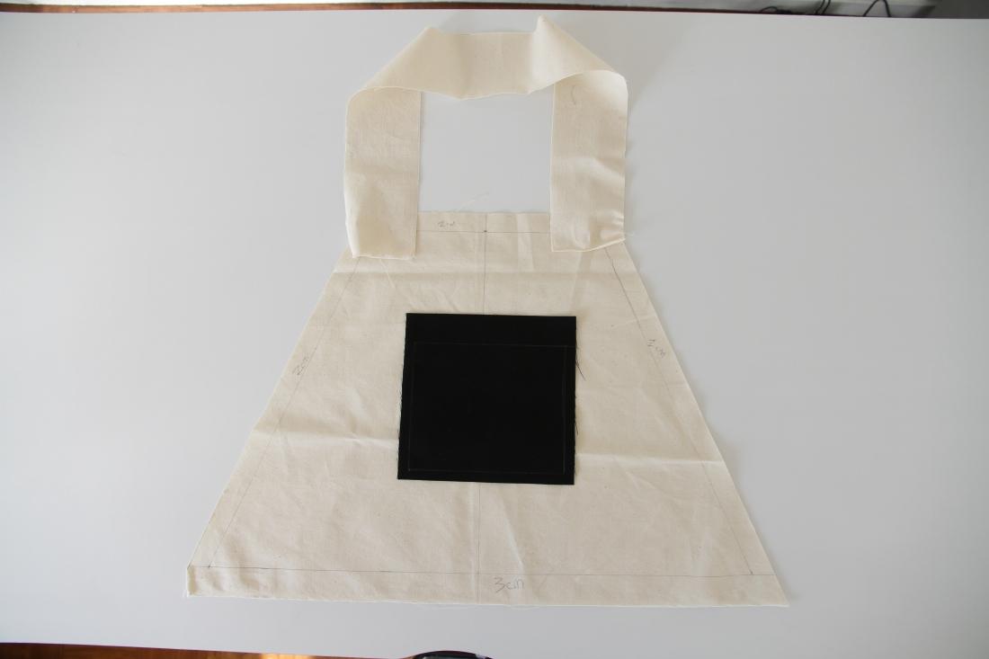 mens kitchen apron – Japanese Guy Sewing